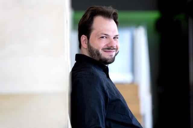 Petr Popelka,  šéfdirigent Norského rozhlasového orchestru KORK v Oslu   foto: Lisa Martin