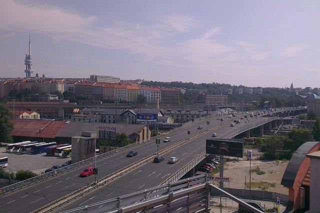 Pražská severojižní magistrála | foto: Bronislav Valenta,  Wikimedia Commons,  CC BY 3.0