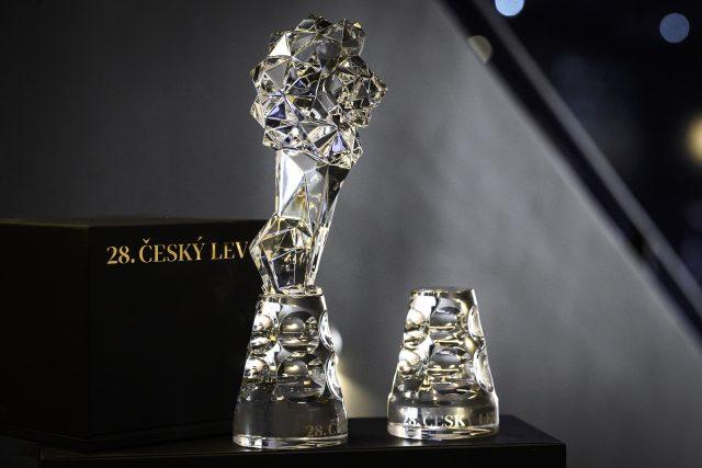Cena Český lev (ilustrační foto)
