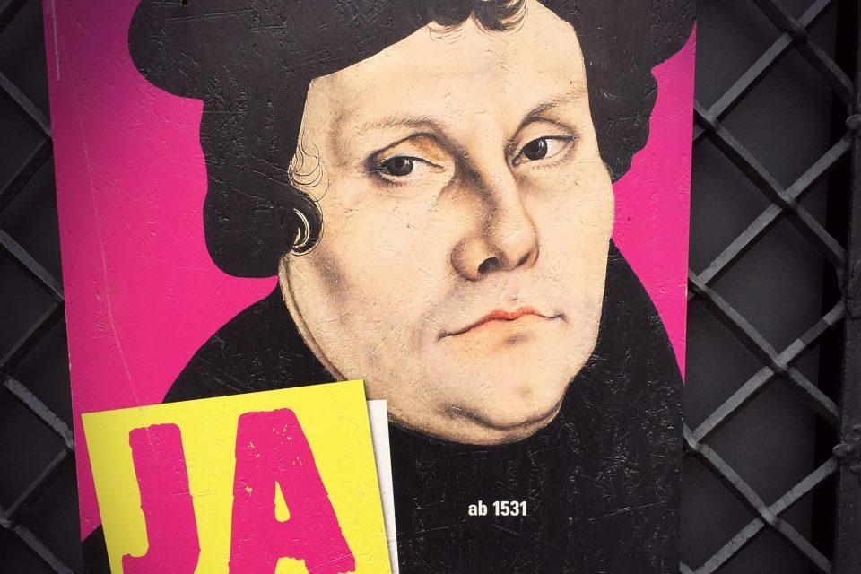 500 let reformace (z projektu 500 Jahre Reformation in Lindau)