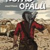 Josef Pánek: Kopáč opálů (knižní obálka)