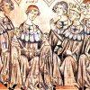 Zbraslavská kronika (svatba Jana Lucemburského a Elišky Přemyslovny)