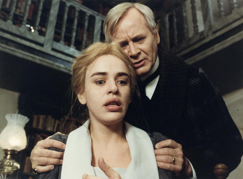 Snímek z filmu Fanny a Alexandr z roku 1982. Režíroval Ingmar Bergman