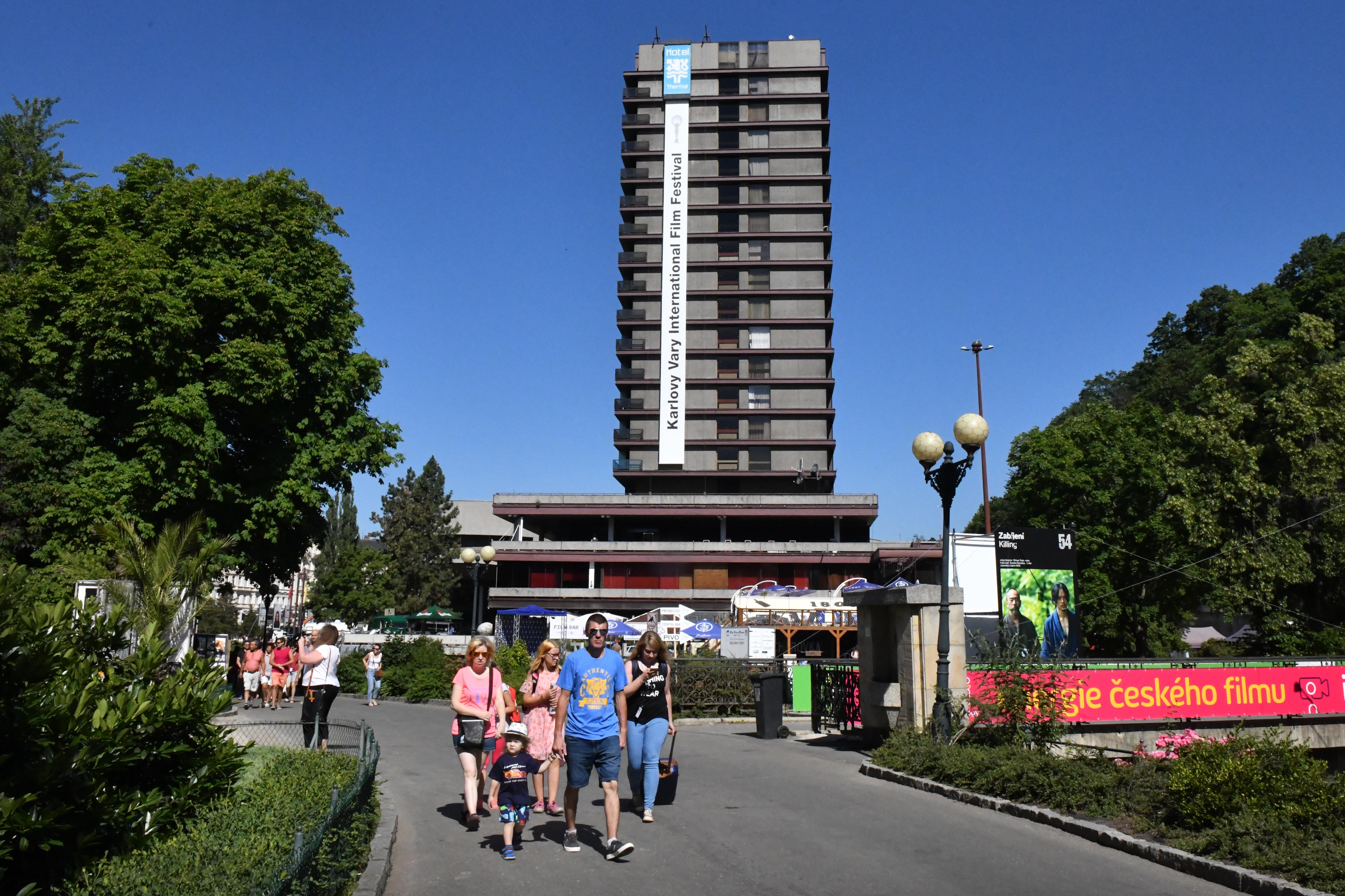 54. Mezinárodní festival Karlovy Vary