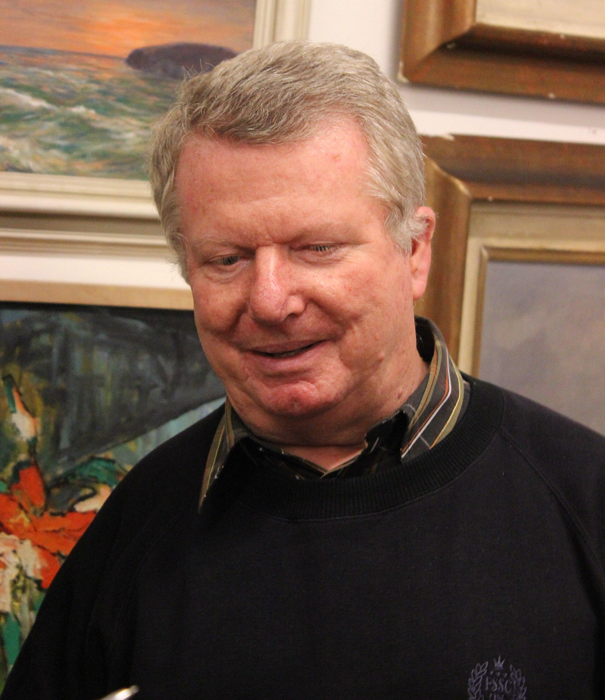 Karel Sýs na snímku z roku 2014.