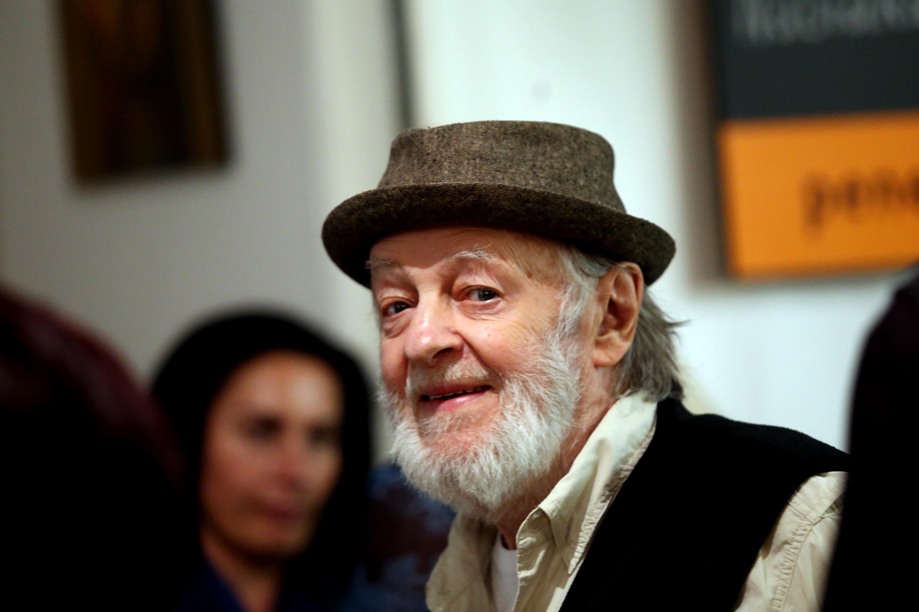 Herec Jiří Pecha
